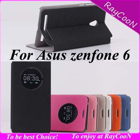 Mgflipcoverflip Cover Leather High Quality Asus Zenfone 6 brand new for asus zenfone 6 high quality pu leather