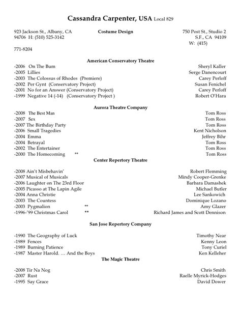 carpenter resume sle 28 images carpenter resume