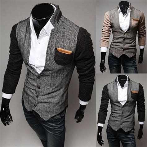 Blazer V Brothers Style retro style two tone blazer the style brothers