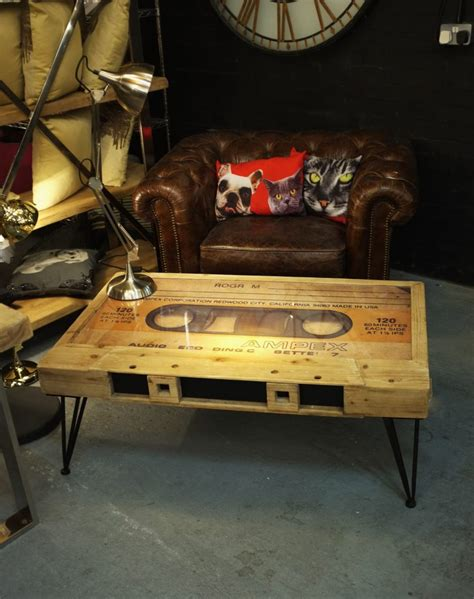 cassette coffee table for sale sold out cassette coffee table cambrewood
