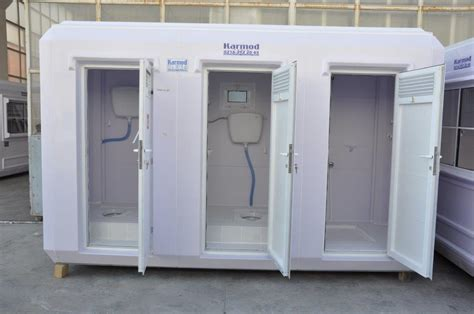 mobile bathrooms portable toilets polyethylene restrooms cing