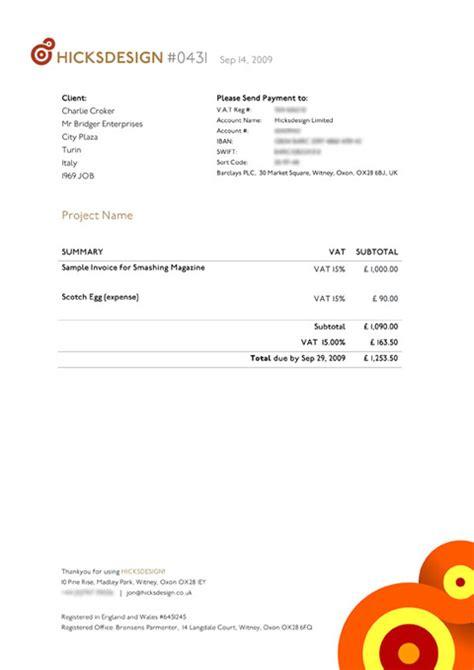 design fee invoice rechnungen stellen wie ein profi dr web
