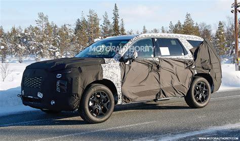 Hyundai Upcoming Suv 2020 by 2020 Hyundai Size Suv