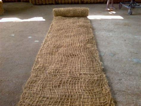 Coir Fiber Matting Erosion by Coir Blanket Coir Bed World Wide Imports Exports