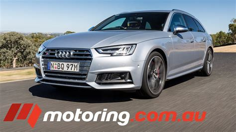 Audi S4 Test by 2017 Audi S4 Avant Track Test
