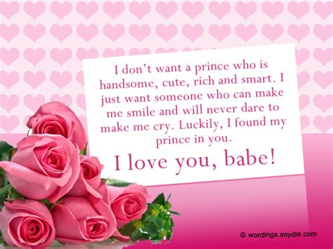 i love you messages and quotes for someone special