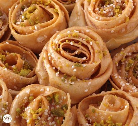 cuisine tunisienne arabe gateaux tunisien