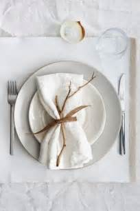 simple table setting wedding ideas pinterest