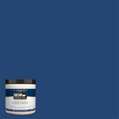 navy blue interior paint behr premium plus 8 oz s h 580 navy blue interior