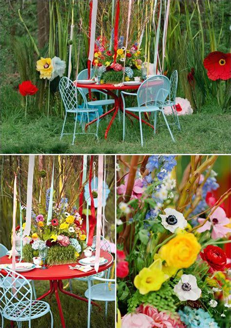 Fun Whimsical Garden Ideas Photograph Garden Wedding Wed Whimsical Garden Ideas