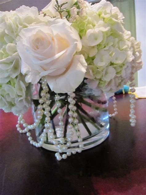 bridal shower centerpieces party favors ideas