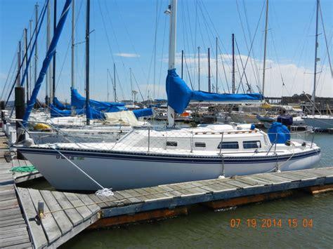 newport sailboat 1986 capital yachts newport 30 mark 3 sailboat for sale in