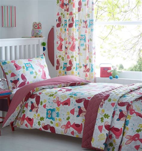 Kid Bedspreads And Comforters by Childrens Reversible Bedding Duvet Cover Set