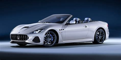 Maserati Pricing by 2018 Maserati Grancabrio Pricing And Specs Photos