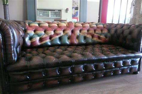 union jack chesterfield sofa vintage chesterfield sofa union jack a3 la boutique vintage