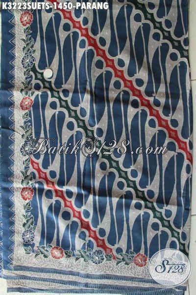 Celana Motif Bahan Crepe batik kain klasik motif parang bahan crepe batik
