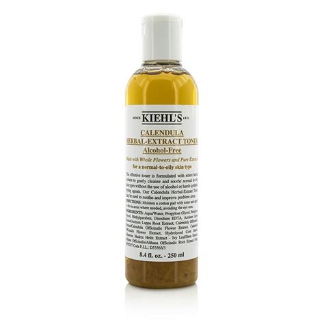 Sale Kiehls Calendula Toner Jar kiehl s new zealand calendula herbal extract free toner for normal to skin