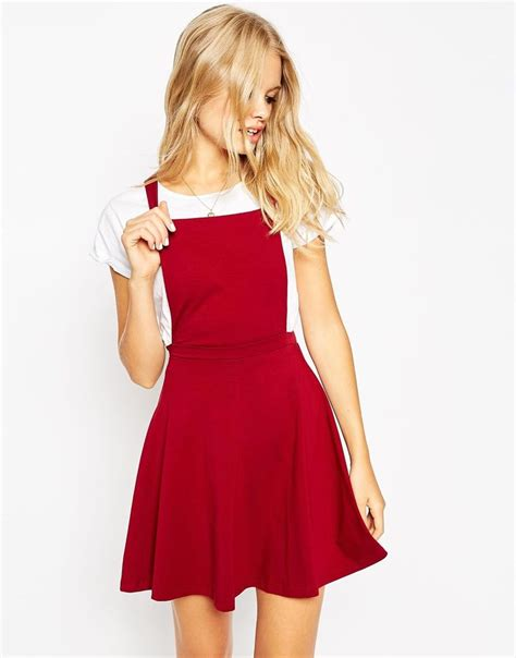 Dress Lone Koreanstyle best 25 pinafore dress ideas on pinafore