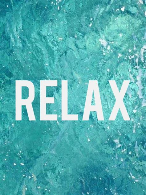 relaxing blue relaxing quotes tumblr