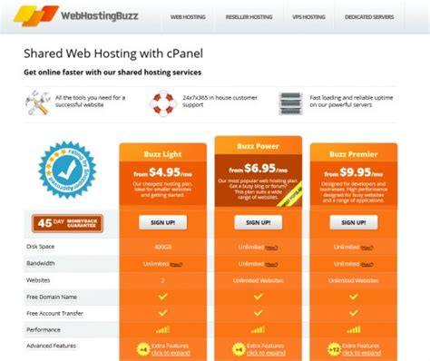 tutorial on website hosting webhostingbuzz giveaway 3 free hosting accounts