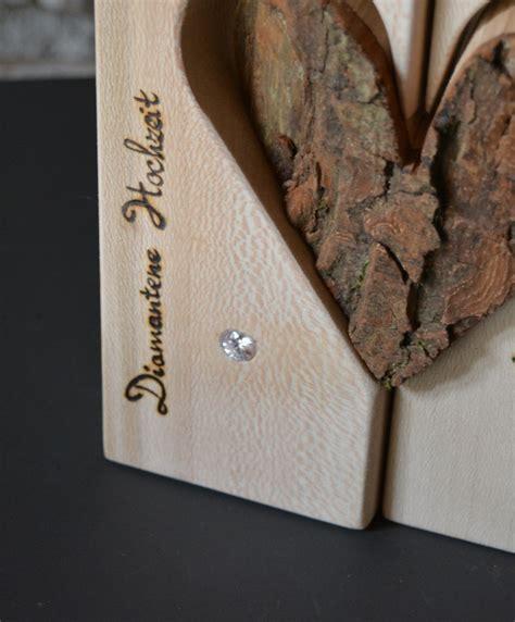 Holz Deko F R Hochzeit by Deko F 252 R Hochzeit Aus Holz Execid
