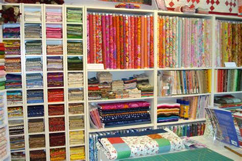 Patchwork Store - tikki patchwork shop interior interior of tikki