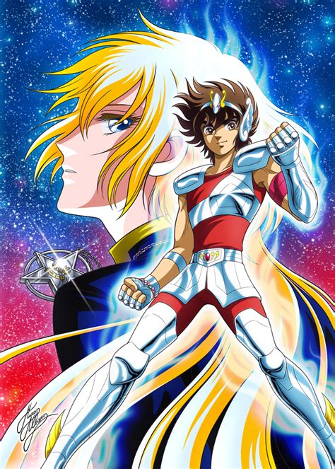 saint seiya lost canvas burning blood marco albiero home page ufficiale