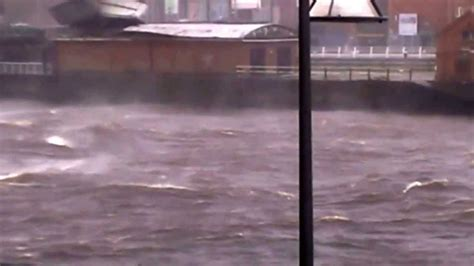limerick boat club roof limerick boat club roof blown off youtube