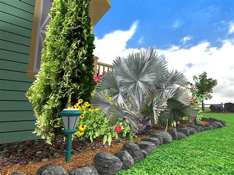 Landscape Design Using Your Own Photo Professional Landscape Design Software Nanopics Pictures