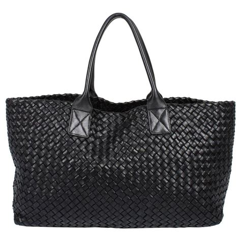 Bottega Veneta Deerskin Woven Tote by Bottega Veneta Cabat Intrecciato Woven Medium Tote Bag