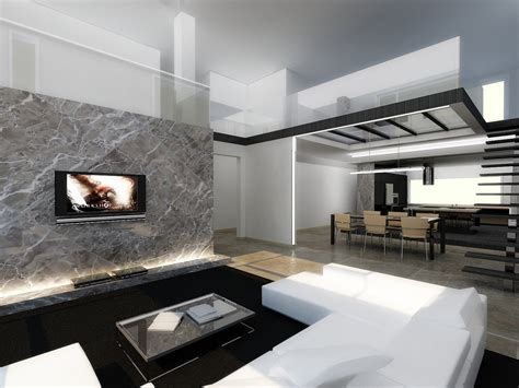 modern interiors for homes modern interior by longbow0508 on deviantart
