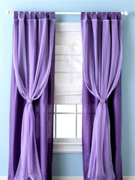 Lilac Sheer Curtains 50 Curtains In Lilac Sheer Fabrics And Feminine Flair Fresh Design Pedia