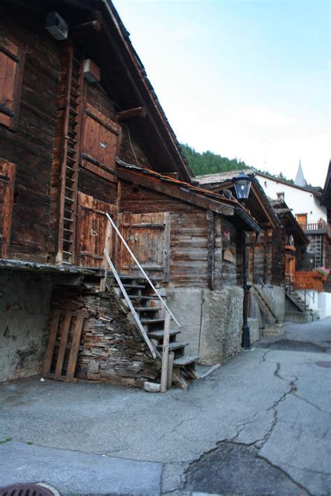 Wandlen Zurbrüggen by Berghutten Zwitserland Saas Almagell