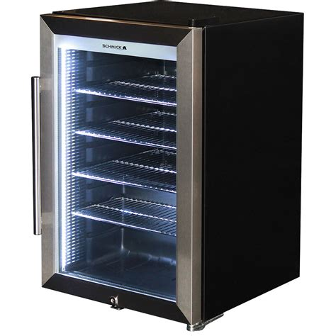 Alfresco Tropical Rated Bar Fridge Triple Glazed Door And Glass Door Mini Refrigerators