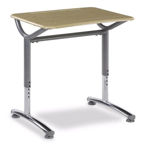 Virco Desk by Virco Td2128yadjm Text Series Desk