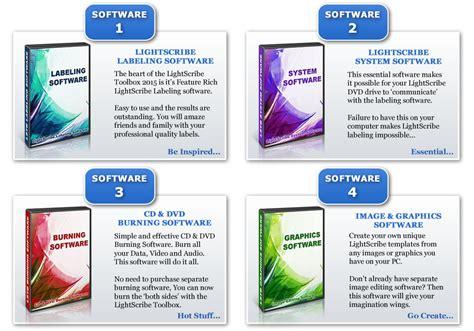 light software lightscribe premium software lightscribe software free