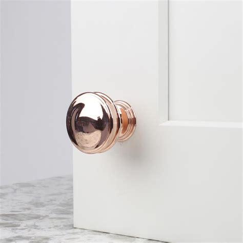 rose gold cabinet hardware century hardware 29407 rg die cast zinc cabinet knob
