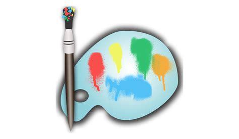 Kuas Cat 2 1 2 Koas Paint Brush paint pallet tools 183 free image on pixabay