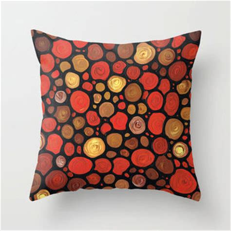 Throw Pillows For Brown Sofa by Best Throw Pillows For Brown Products On Wanelo
