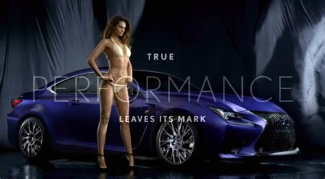 Lexus Is Commercial by A Lexus Commercial That Melts Your