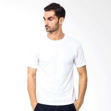 Browncola T Shirt Cotton Polos jual browncola polos kaos pria white harga