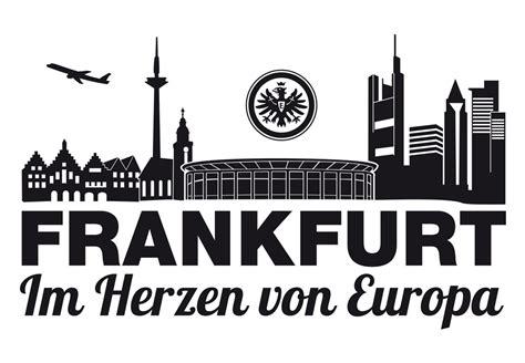 Aufkleber Shop Frankfurt by Aufkleber Stadion Eintracht Frankfurt Shop