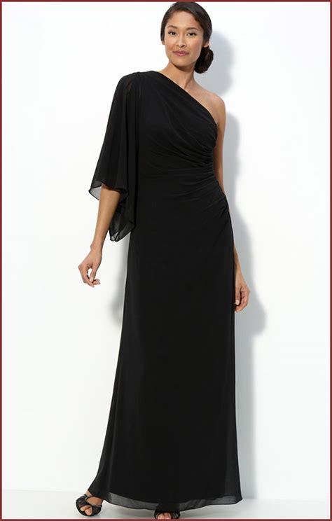 Longdresss Import 1 black one shoulder dress stylish dress
