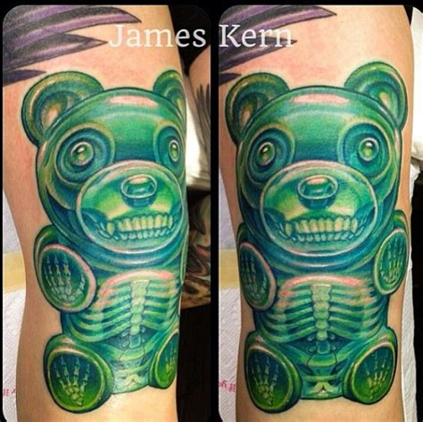 gummy bear tattoo best 25 no fear ideas on fear