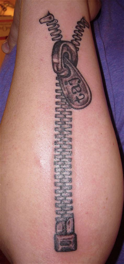 zipper tattoo pictures zipper tattoos designs ideas and meaning tattoos for you