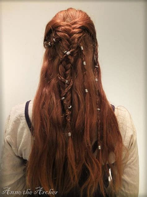 how to do viking hair 428 best viking celtic medieval elven braided hair