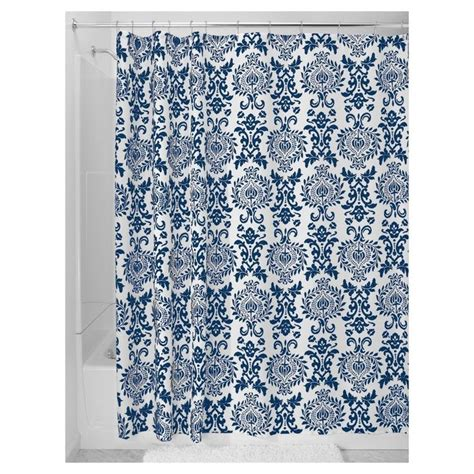 navy blue shower curtain target 25 best ideas about navy blue shower curtain on pinterest