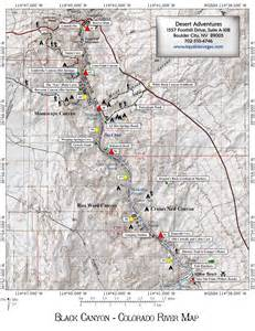 black river arizona map kayak from hoover dam to willow las vegas kayakers