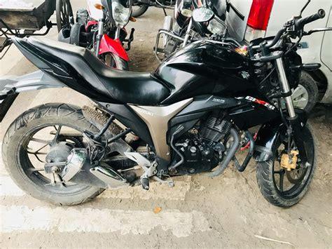 suzuki gixxer bike   delhi  model india