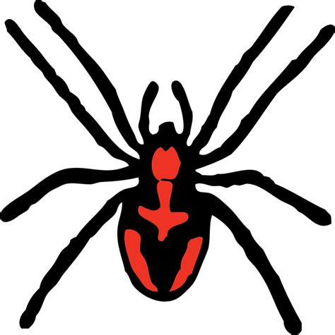 spider tattoo png free vector graphic spider black widow bugs insect